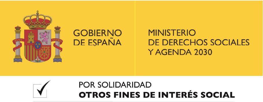 logo ministerio derechos sociales y agenda 2030