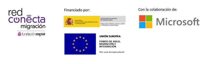 logos del proyecto, financiadores y colaboradores